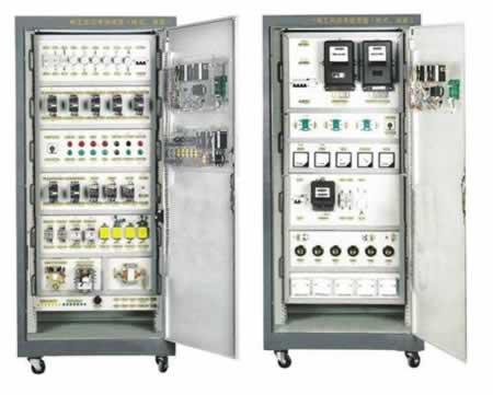 plc控制三相异步电机带限位自动往返控制 变频调速技术 7.