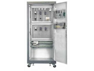 维修电工技能实训考核柜采用标准配电柜为主体