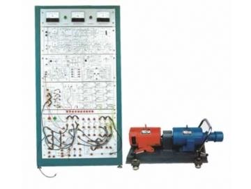 双闭环不可逆直流电动机调速系统实验