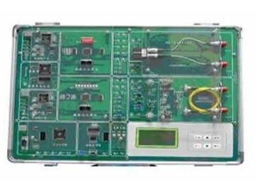 try-tx05光纤通信综合实验箱-电工单片机微机通信