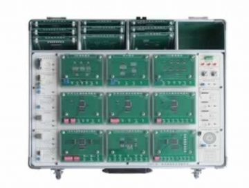 实验箱采用分立元件,中大规模集成电路