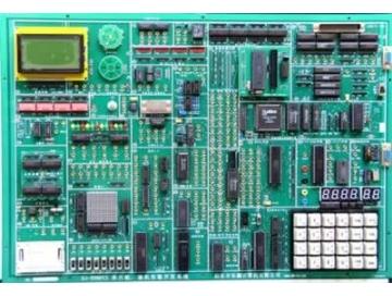 现代单片机微机eda综合实验开发系统-电工单片机微机