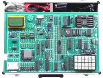 (3)常用接口芯片:rs232/485,74ls273,74ls244,8279,0832,0809,8259