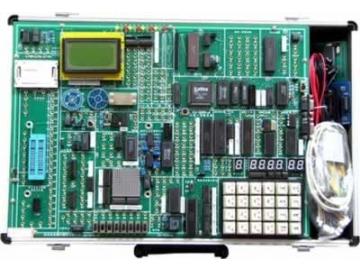 (6)8255pa口控制pb口 (7)8255控制交通灯