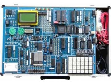 (2)实验开放性:实验电路单元尽可能独立开放,如开放式键盘,开放式