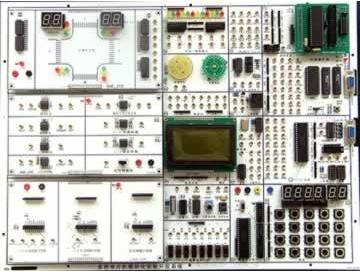 数模转换实验 (13)lcd1602显示实验