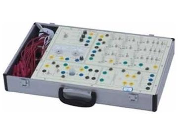 电工技术实验平台可完成以下实验: (1)用三表法测量电路等效参数.