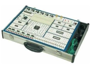 电工数字电子钟电路图