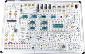 try-sa8数字模拟电路实验箱-电工单片机微机通信实验