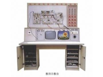 2,录音机电路单元 实验100-1 无声实验 拨掉la322d,录音机无声,扞上