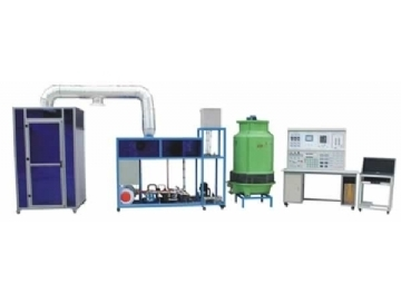 3,中央空调实训设备主要技术参数: (1)工作电源:ac380v(三相五线)