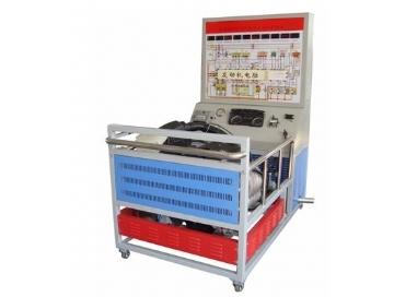 桑塔纳3000电控发动机实训台-汽车故障实训考核设备