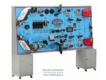 帕萨特b5全车电路电器系统实验台