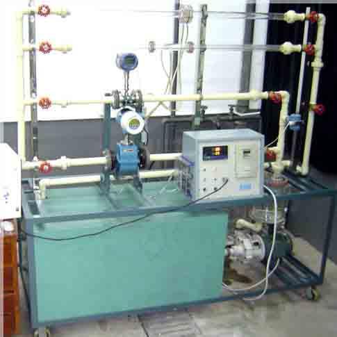 翼片流量计,差压传感器,调频变频器调节转速,温度由a级pt100(0.