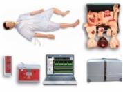 TRY/ALS1200高级综合急救护理训练模拟人(AED、CPR、护理、创伤四合一)